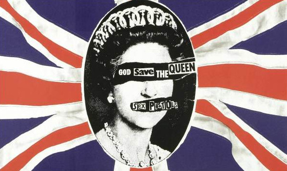 "Sex Pistols ""God Save the Queen"""