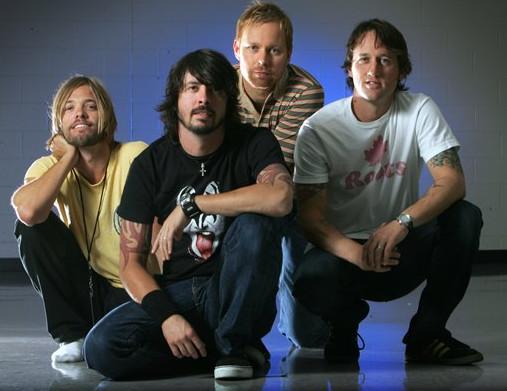 История команды Foo Fighters