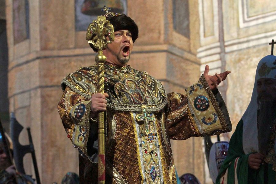 Речитатив в Русской опере. Часть 2