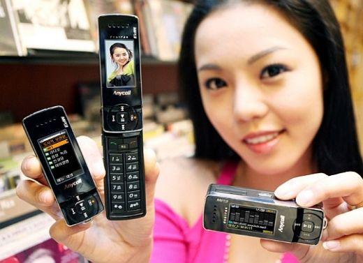 Телефон или МР3 плеер