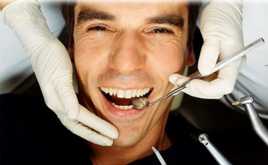 Лечение зубов под музыку
