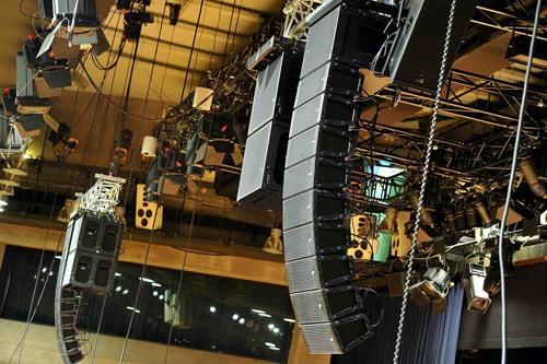 Светлановский зал «получил» новое звучание от Meyer Sound