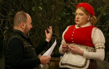 Новогодний мюзикл Красная шапочка