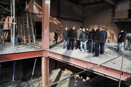 Открытие Новосибирской филармонии откладывается
