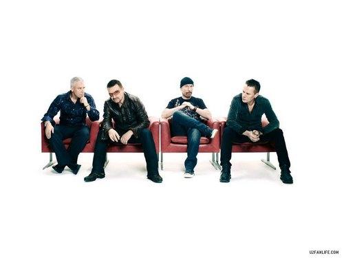 новый альбом U2