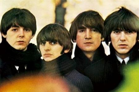 Слайды Битлз The Beatles выставят на аукционе