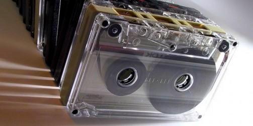 рэп на кассетах
