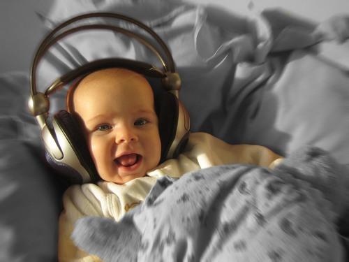 Влияние музыки на рост детей