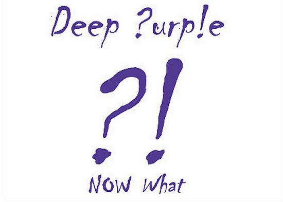 Deep Purple новый альбом