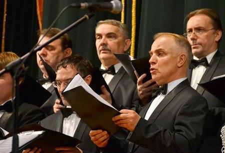 губернаторский камерный хор Санкт-Петербурга
