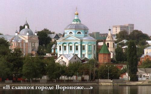 В славном городе Воронеже…