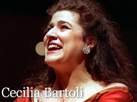 Cecilia Bartoli в москве