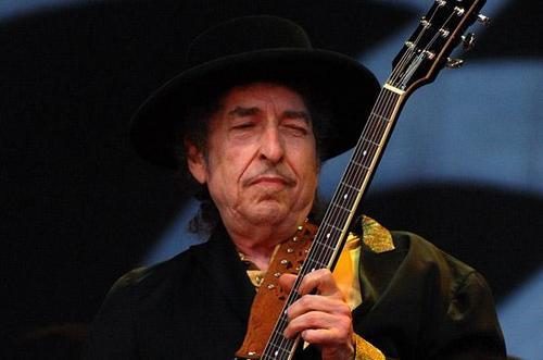 Гитара Боба Дилана