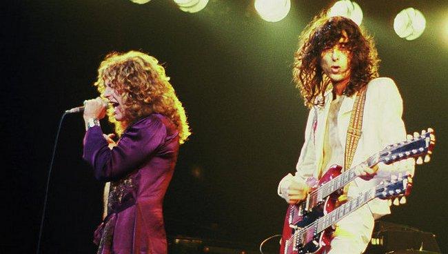 Хорошая новость от группы Led Zeppelin