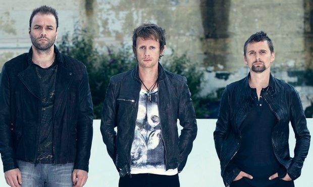 Muse объявили о новой партии музыки