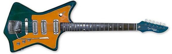 гитара которую можно настроить с помощью специального приложения