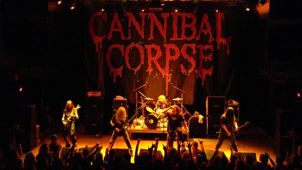 Сорванный тур экстраординарной группы Cannibal Corpse