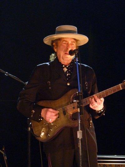 Тексты Боба Дилана удостоятся чести стать манускриптом