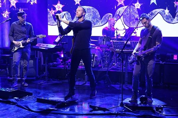 Клип All My Friends Coldplay