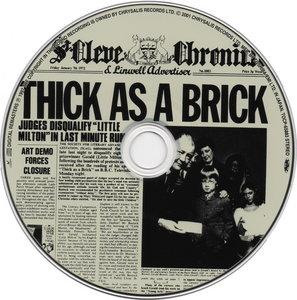 "Jethro Tull снова отыграют альбом ""Thick as a Brick"""