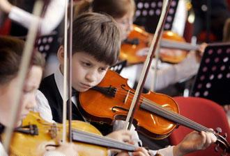 учить ребенка музыке 2