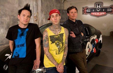 долгожданный альбом Blink 182