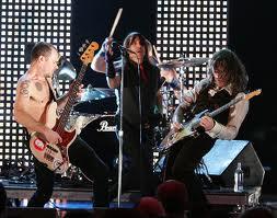 Red Hot Chili Peppers выпустили новый клип