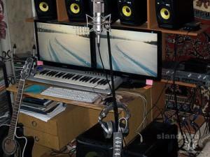 запись музыки на компьютере