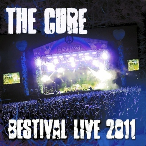 Новый концертный альбом The Cure