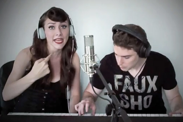 Karmin — Look At Me Now (Chris Brown cover)