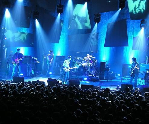 Концертный тур Radiohead переносится