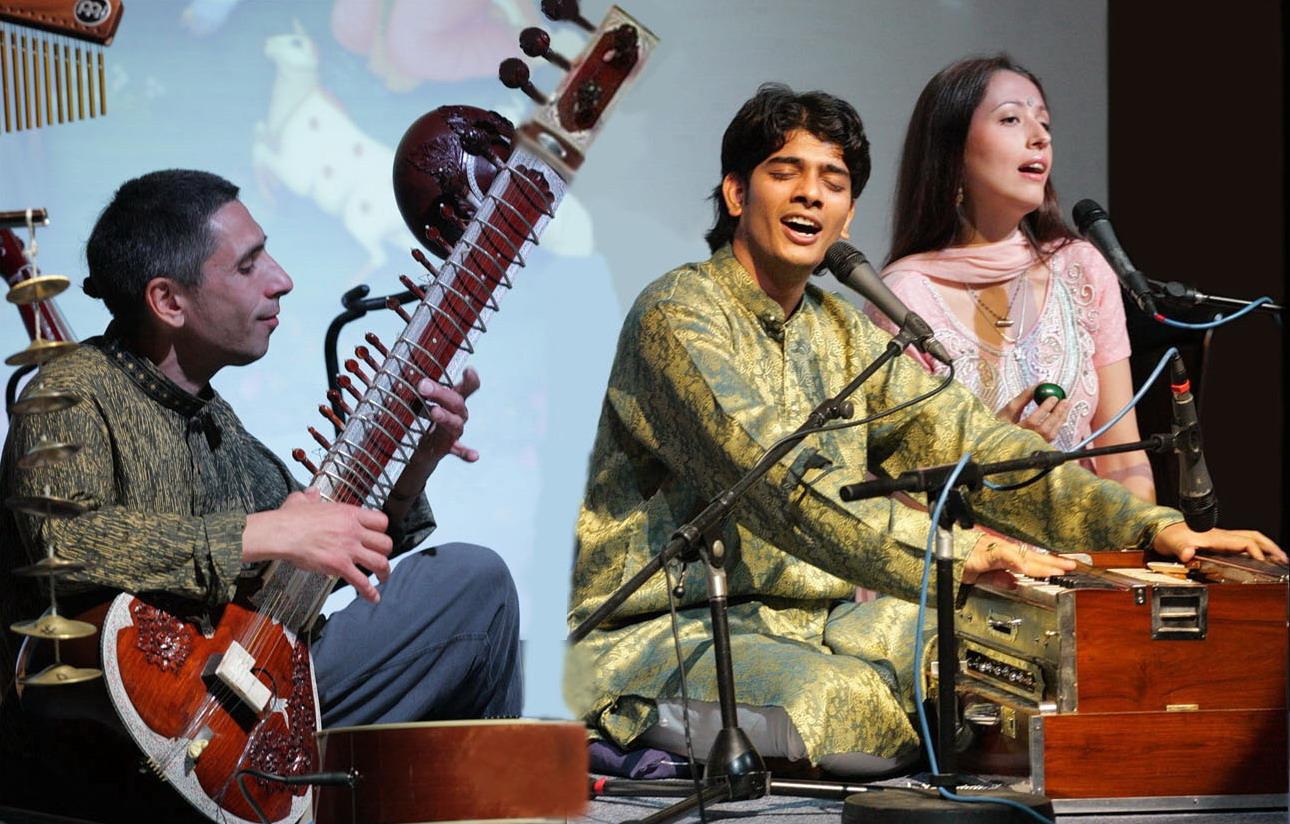 Немного о индийской музыке