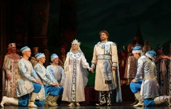 Речитатив в Русской опере. Часть 1