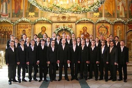 Русские хористы покоряют Китай