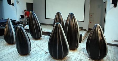 Выставка «Звучащее вещество»