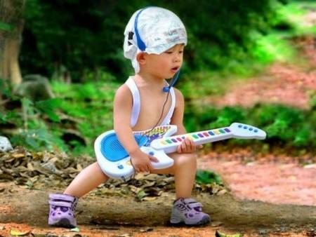 Дети и музыка