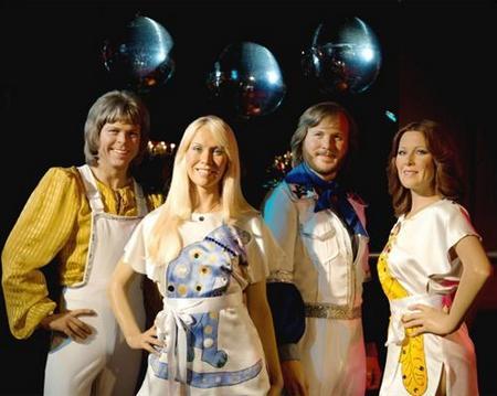 Музей легендарной группы ABBA откроется в в мае 2013 года