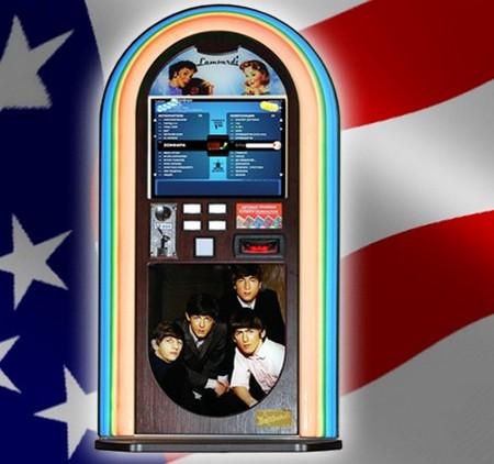 Музыкальный автомат Lambardi – друг нашей семьи
