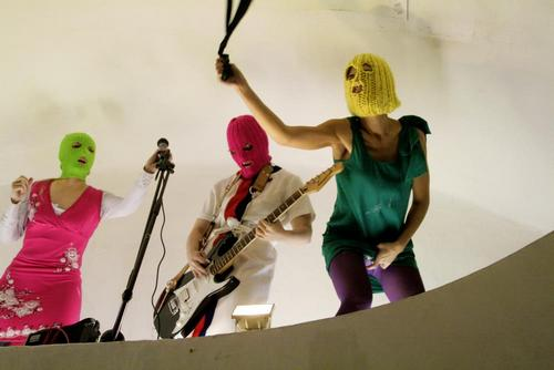 Pussy Riot премия NME