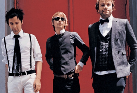 Благотворительный концерт Muse