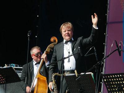 Мировой джаз в России