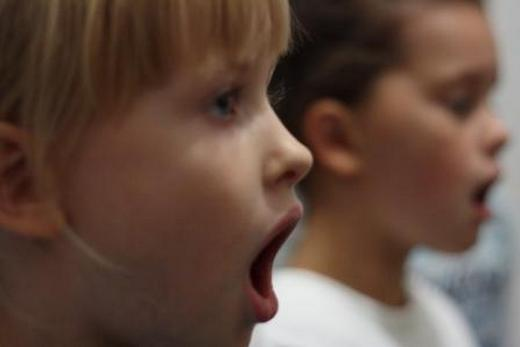 Дети не могут спеть Гимн России