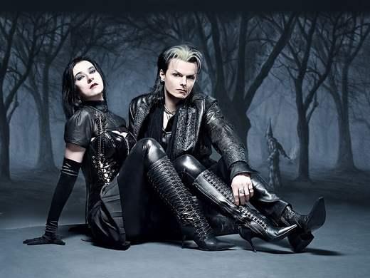 Lacrimosa приедут в РФ с объёмным туром в знак поддержки своего нового альбома