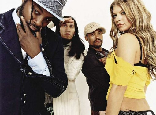 Из истории The Black Eyed Peas