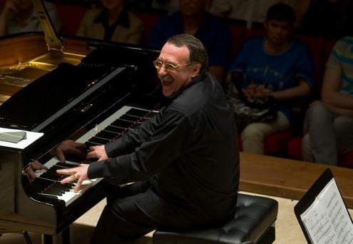 В Петрозаводске состоялся концерт Даниила Крамера