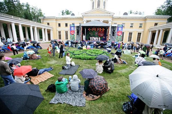 В 2013 году фестиваля «Усадьба. Jazz» в Санкт-Петербурге не будет