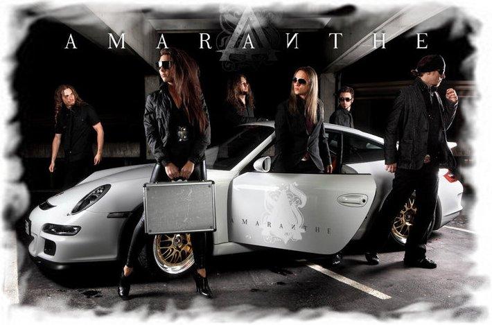 В клубе «Москва Hall» пройдет концерт группы Amarante
