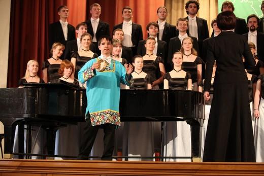 EURASIA CANTAT – хоровой фестиваль в Екатеринбурге
