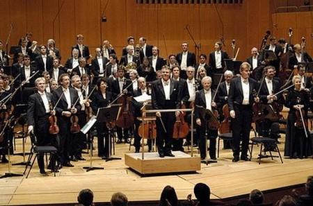 Оркестр Баварского радио на фестивале имени Ростроповича