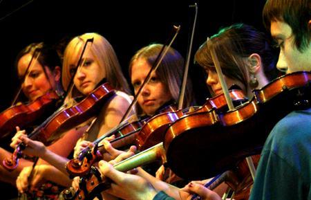Начался международный фестиваль музыкальных исполнителей в Эдинбурге